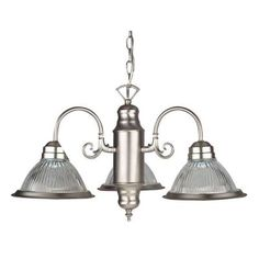 Filament Design Hambrick 3-Light Satin Nickel Chandelier-CLI-SS323224 - The Home Depot