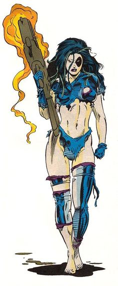 x-women sage | Sexiest X-Women and X-Men - Page 6