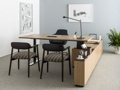 Rhythm by Geiger Furniture.  A revolutionary new vision for the executive-level office.  Allowing organizations create an experience of place that is both highly functional and richly meaningful.