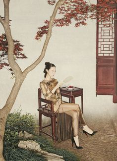Bazaar China photo by Sun Jun