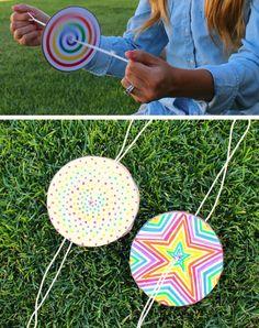gkkreativ: Paper Spinner