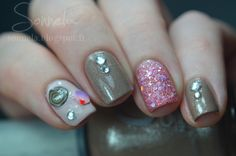 http://sonnela.blogspot.fi/ #nails