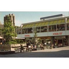 Churchill Square Brighton 1970s