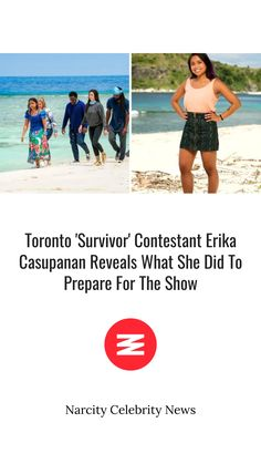 Click here👆👆👆 for the full article! Survivor Contestants, Toronto, Canada Travel, Erika, Celebrity News, Travel Destinations, Public Transport, The Locals, Celebrities