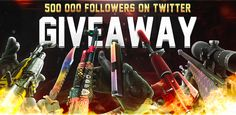 Win awesome CSGO skins