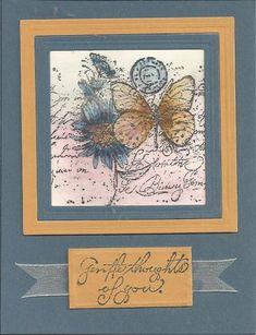 Framed Art by deba - Cards and Paper Crafts at Splitcoaststampers
