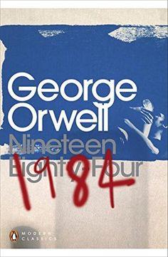 1984 Nineteen Eighty-Four (Penguin Modern Classics) by Ge... https://www.amazon.co.uk/dp/014118776X/ref=cm_sw_r_pi_dp_Yo8FxbXW51C1B