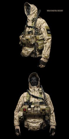 Volk Tactical gear.                                                                                                                                                                                 More