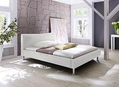 Łóżko z ekoskóry SUNNY
