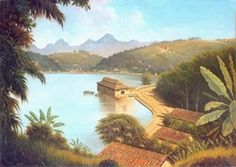 FOTO ANTIGA DA ILHA DO GOVERNADOR