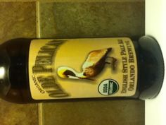 Orlando brewery beer Olde Pelican English style pale ale English beer in New Zealand - http://www.beerz.co.nz/tag/beer-2/ #English #beer #nzbeer #newzealand
