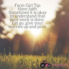Pink Tractor is your source for women in farming and agriculture. We support and empower women farmers all over the world. Learn farming smarts, visit our farm girl shop and learn about women in ag. Farm Girl Quotes, Girl Sayings, Agriculture Quotes, Woman Quotes, Life Quotes, Song Quotes, Quotes Pink, Female Farmer, Country Girl Problems