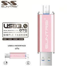 Get it Suntrsi OTG Pen drive 32GB High Speed Metal USB Stick 64gb 16gb Pendrive USB 3.0 Flash Drive Customized Logo USB Flash Drive  #suntrsi #drive #speed #metal #stick #pendrive #flash #customized