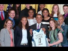 The President delivers remarks from the East Room at a White House event honoring the 2013 WNBA Champion Minnesota Lynx. Wnba, Political Events, Lynx, Global Warming, Minnesota, Presidents, Champion, Politics, English