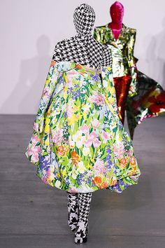 WTF Looks from London Fall 2016 | Hint Fashion Magazine