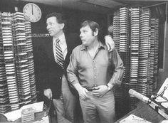 Dan Ingram and Ron Lundy (1982), WABC Musicradio 77