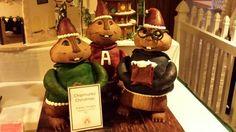 Chipmunks' Christmas -Gingerbread Competition - Grove Park Inn