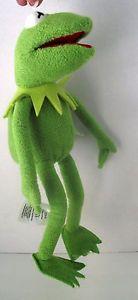Kermit the Frog Plush #Disney Muppets Toy from #BienleinDesignFinds on eBay! #Muppets