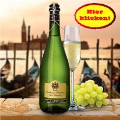 Das prickelnde Vergnügen nicht nur für Silvester. Hier klicken: http://blogde.rohinie.com/2013/01/prosecco/ #Italien #Prosecco #Spumante #Venetien