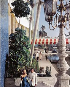 The Eden Roc Hotel Miami, (1955-1956)