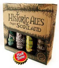 These are great ales, I'm told -- not a beer drinker, Star can test them for us :)