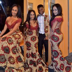 African Fashion Is Hot African Inspired Fashion, African Print Fashion, Africa Fashion, African Prints, African Attire, African Wear, African Women, African Prom Dresses, African Fashion Dresses
