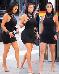 Shop KKW BEAUTY by Kim Kardashian West. Official website for exclusive access to Kim's beauty products with worldwide shipping Kim Kardashian Hd, Kardashian Style, Kardashian Jenner, Girl With Curves, Sexy Curves, Fashion Fail, Curvy Dress, Curvy Women Fashion, Celebrity Style