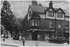 She crossed Salisbury Road, heading south towards Kings Heath, and passed Lowther's Chemist on the corner (Chemists rarely move, she thought; there might have always been a chemist on that corner facing Boots... Strange how certain shops always stayed the same).  [The flat above this pharmacy is also the location for the house party at the end of Touchstone 6: Fade to Grey]
