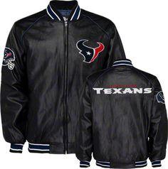 great texans jacket