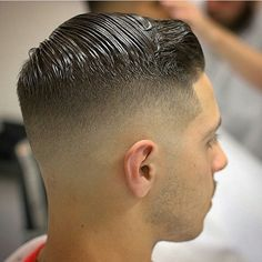Top Short Hairstyles - February 10 2019 at Cool Hairstyles For Men, Classic Hairstyles, Cool Haircuts, Hairstyles Haircuts, Haircuts For Men, Pixie Haircuts, Brylcreem Hairstyles, Short Hair Cuts, Short Hair Styles