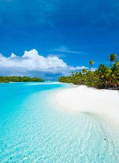 Cook Island, New Zealand