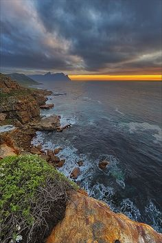 Cape Point Nature Reserve . South Africa (This is one of the places we're visiting aka it's going to be awesome :D )