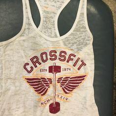 Reebok CrossFit Reebok CrossFit tank-gently worn! Reebok Tops Tank Tops