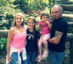 Danielle, Frankie  and kids