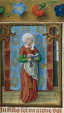 St. Martha - Saints & Angels - Catholic Online