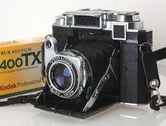 Zeiss Ikon Super Ikonta BX 533/16