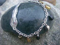 "Sterling Silver ""Strasbourg"" Pattern by Gorham...pat: 1897... Gypsy Bracelet...for sale at Health Haven, Deep River...Price - $100.00"