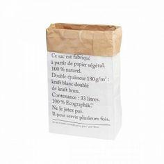 Photo of Le sac one papier
