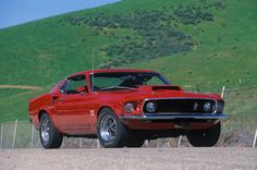 Ford Mustang BOSS 429.