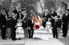 wedding portraits :: bridal party