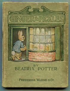 Ginger Pickles by Beatrix Potter First American Edition 1909 | eBay