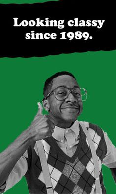 Steve Urkel - Family Matters || Free PDF Printables Available