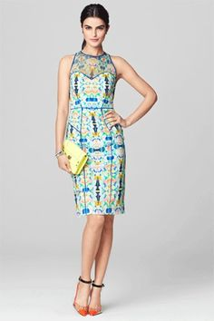 Milly racer dress