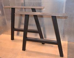Metall-Tischbeine, a-Frame-Stil - jeder Größe und Farbe!