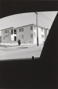 Henry Wessel, Incidents © Henry Wessel, courtesy Pace/MacGill Gallery, New York Photography Lessons, Street Photography, Art Photography, New Topographics, Art Grants, William Eggleston, Visit California, Gelatin Silver Print, Walk Past