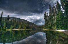 Lightning Lake, Manning Park BC