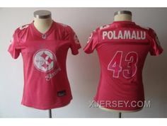 http://www.xjersey.com/women-nfl-pittsburgh-steelers-43-polamalu-pink2011-fem-fan-new-arrival.html WOMEN NFL PITTSBURGH STEELERS #43 POLAMALU PINK[2011 FEM FAN] NEW ARRIVAL Only 32.17€ , Free Shipping!