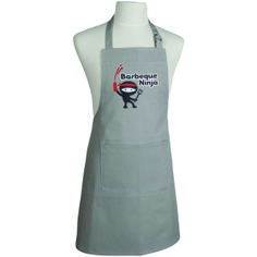 The Barbecue Ninja Kitchen Apron is the perfect accessory for any aspiring barbecue ninja and features an illustration of a ninja on the front. Grill Apron, Bbq Apron, Bbq Grill, Barbecue, Grilling, Ninja Kitchen, Kitchen Aprons, Just For You, Ottawa