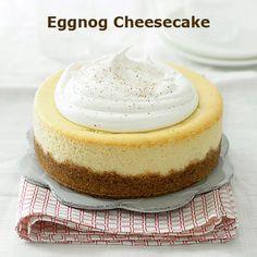 homemade-eggnog-cheesecake