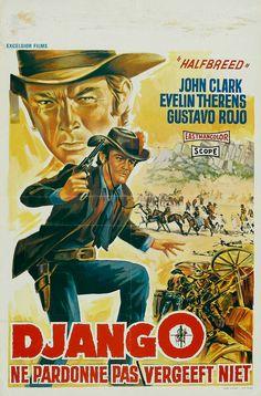 vhs westerns | Re: Django non perdona - Mestizo - Django ne pardonne pas - 1966 ...
